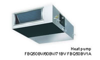 AC CEILING MOUNTED BUILT-IN DAIKIN FBQ50BV1A